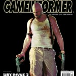 Max Payne auf dem Cover von GameInformer 